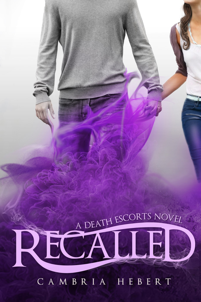 Recalled by Cambria Hebert-bookone ebooklg