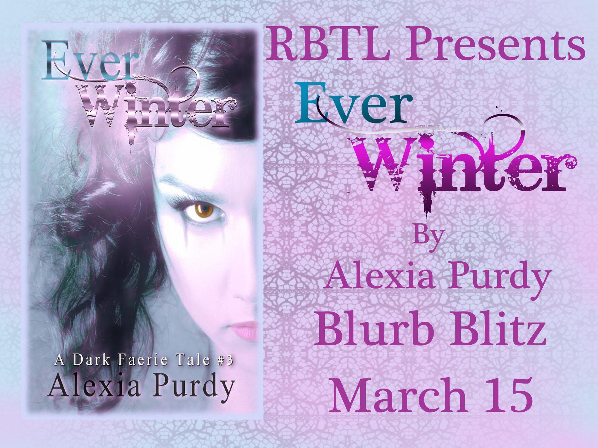 Ever Winter Blurb Blitz Banner