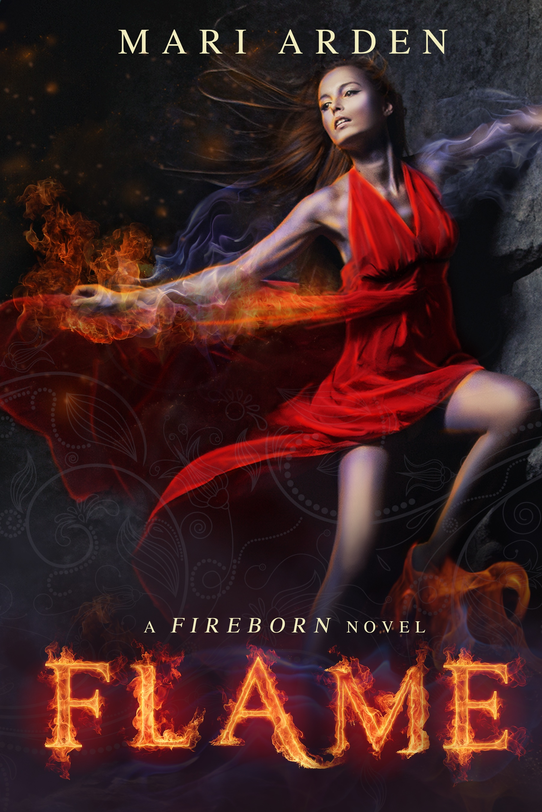 Flame by Mari Arden-Front